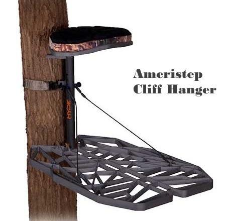 Переносная охотничья засидка Cliff Hanger от Ameristep