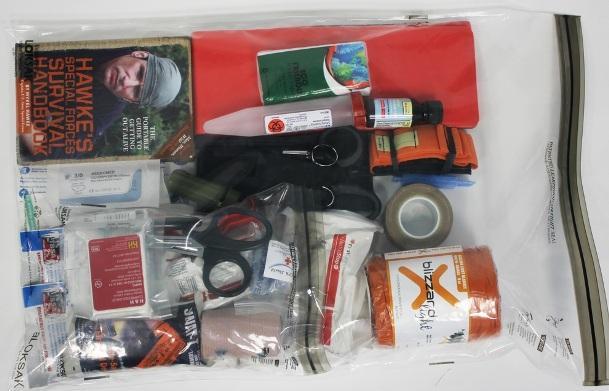 Большой медицинский набор Medical Kit