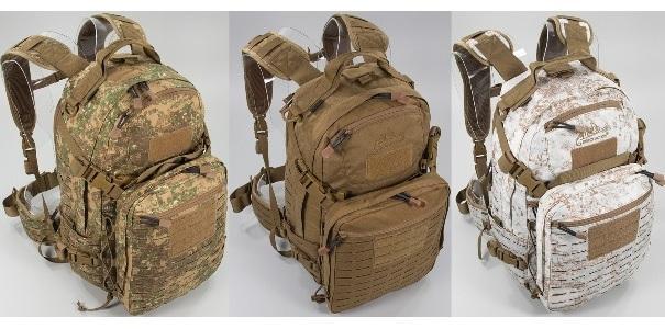 Тактический 3-дневный рюкзак Ghost для патруля и спецназа