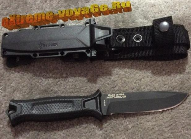 Тактический нож для выживания Gerber Strongarm: надежность недорого