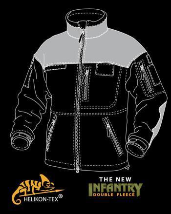Полевая флисовая куртка Infantry Duty Fleece из Польши