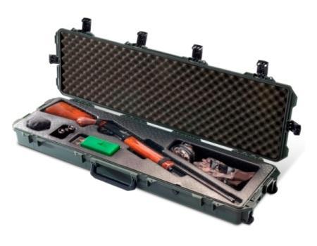 Прочные кейсы для винтовок и ружей Pelican ProGear