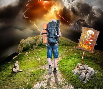Будь готов: опасности и выживание в горах
