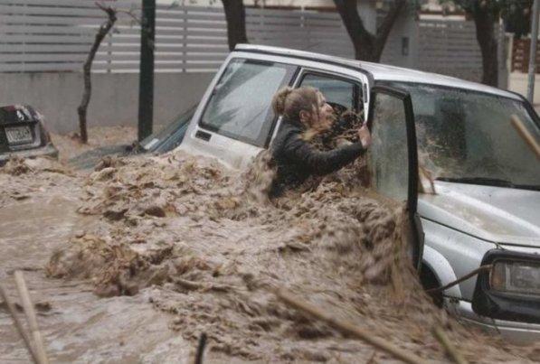 Как выжить при наводнении и после него