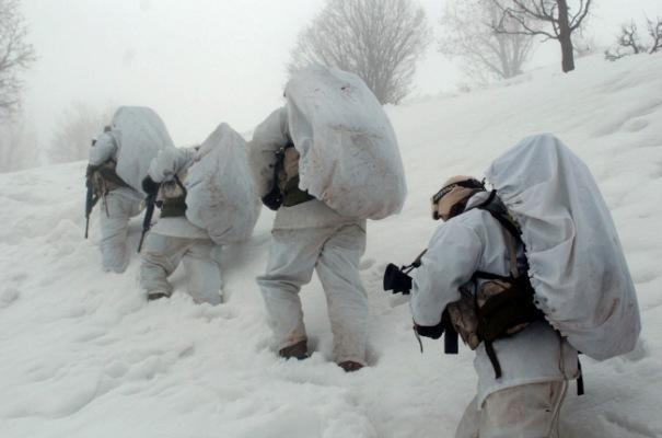 Снегоступы для спецназа Serket Filmbulvetr