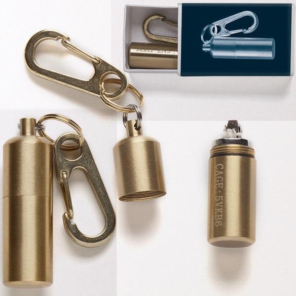 Brass Peanut Lighter