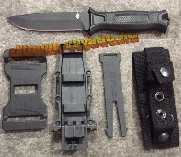 Нож с фиксированным лезвием Gerber Strongarm