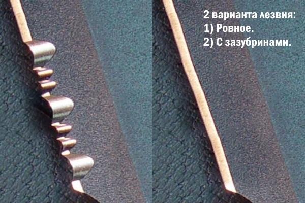 Боевой нож Tops Knives El Patron  XXX поставляется с 2 вариантами лезвия