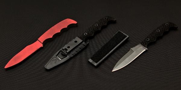 Боевой нож Dynamis Blade для спецназа США