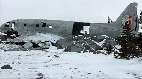 Зимняя авиакатастрофа