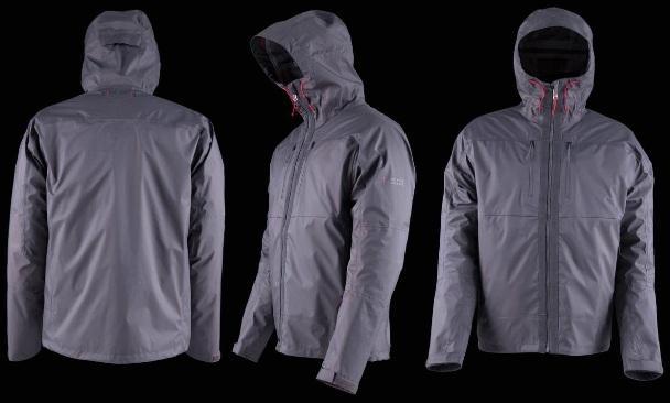 Куртка с капюшоном Mountain Standard MST 007
