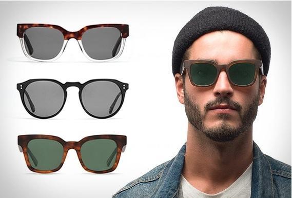 Солнцезащитные очки для путешествий Poler X Raen Sunglasses