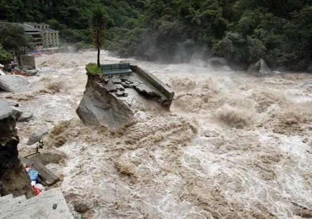 Если наводнение началось