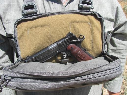 Второе отделение в Heavy Recon Kit Bag