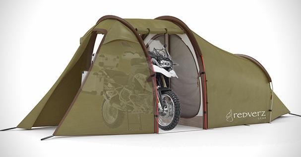 Экспедиционная палатка Atacama для мотоцикла