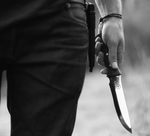 Нож для бушкрафта и выживания BCX Bush Knife