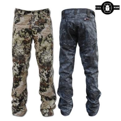 Камуфляжные брюки для охоты и туризма Kitanica Backcountry
