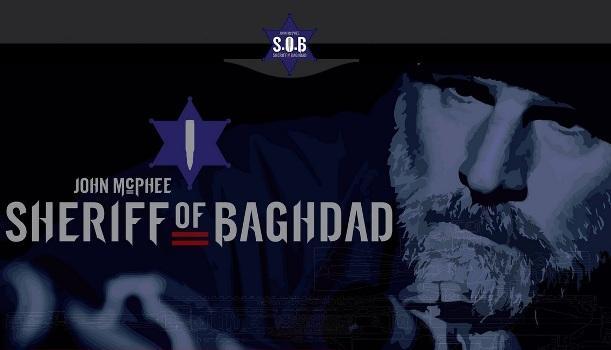 Джон «Шрек» Макфи, или «Шериф из Багдада» и сержант в отставке