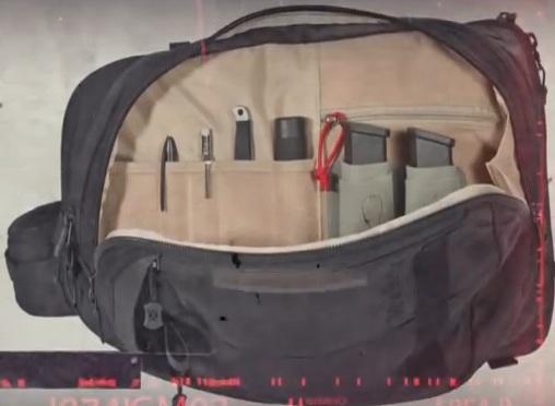 Тактическая сумка EDC Commuter Pack для набора EDC