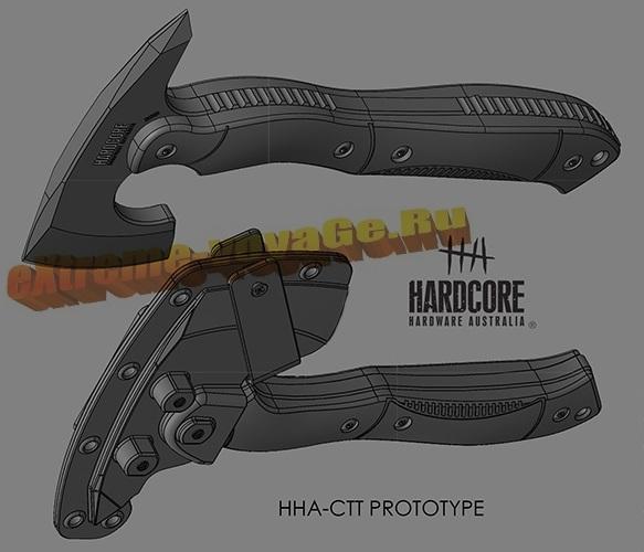 Hardcore Hardware Australia Compact Tactical Tomahawk-01