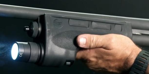 Police Magnum Remington 870