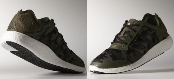Спортивно-туристические кроссовки Adidas