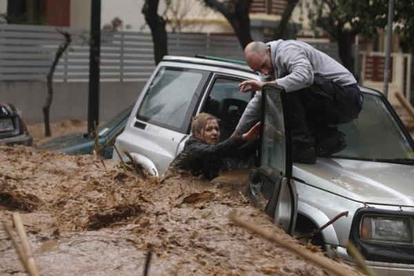 Природный катаклизм и как в нем выжить. Наводнение.