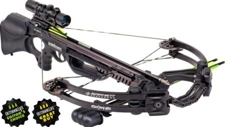 Crossbows Barnett Ghost 410