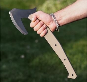 Боевой топор-томагавк для выживания и защиты Tomahook