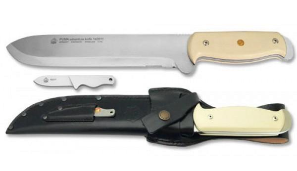 Комплект ножей для выживания PUMA Adventure