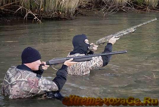 Лучший непромокаемый охотничий костюм от Predator Gear