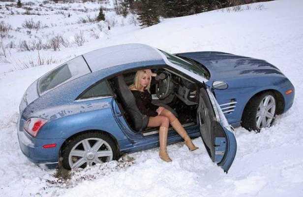 Особенности вождения в зимний период