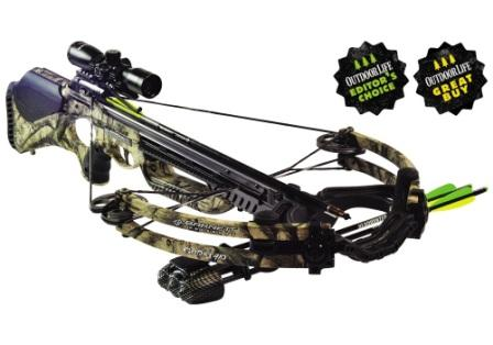 Арбалет Barnett Crossbows Ghost 410 со скоростью 410 FPS