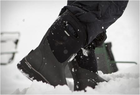 Походно-охотничьи зимние сапоги Bogs Ultra High 15