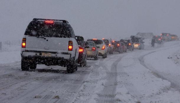 Опасности зимней дороги