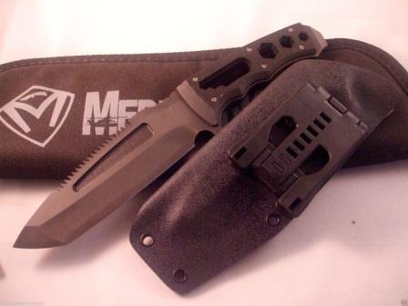 Армейский нож SAWNTO Knife с ножнами