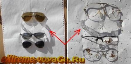Защитные очки ESS Crossbow Suppressor выдерживают дробь