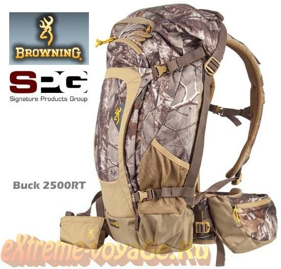 Охотничий рюкзак 2015 года Buck 2500RT от Browning