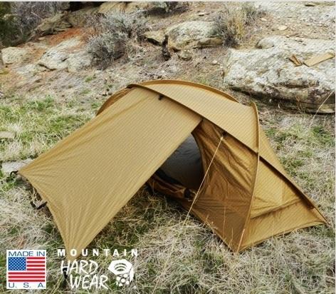 Одноместная палатка для выживания Hunker 1 от снайперов