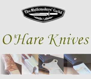 Новые повседневные ножи 2015 года от O-Hare Knives