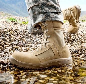 Армейские ботинки Reebok Krios для жестких условий