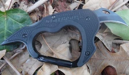 Повседневный нож в карабине CaraClaw от StatGear