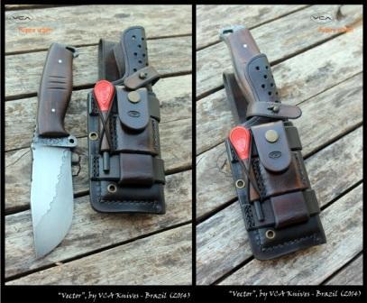 J. A. Voss – VCA Knives Vector