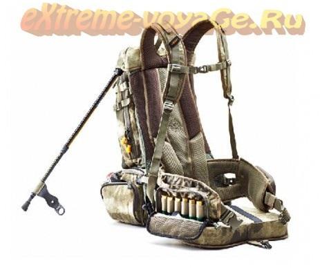 Рюкзак с сидением и патронташем Tenzing TZPP15 «Хищник»
