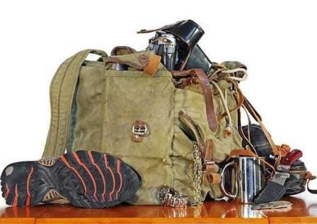Выбираем рюкзак по внутреннему объему