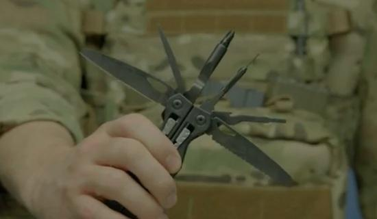 Мультитул для оружия MP1-AR от Gerber