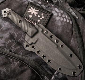 Нож с фиксированным лезвием MFK04-GEN II в ножнах