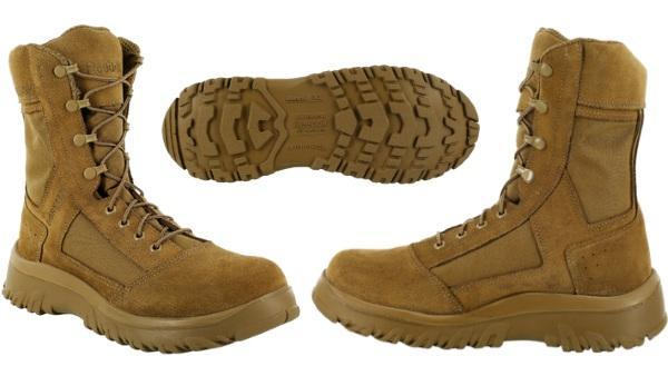 Внешний вид полевых ботинок Reebok Krios