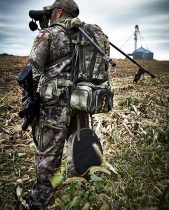 Охотничий рюкзак - засидка с сидением и упорами Tenzing Predator