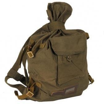 Наиболее простой вариант рюкзака – традиционный, или мягкий